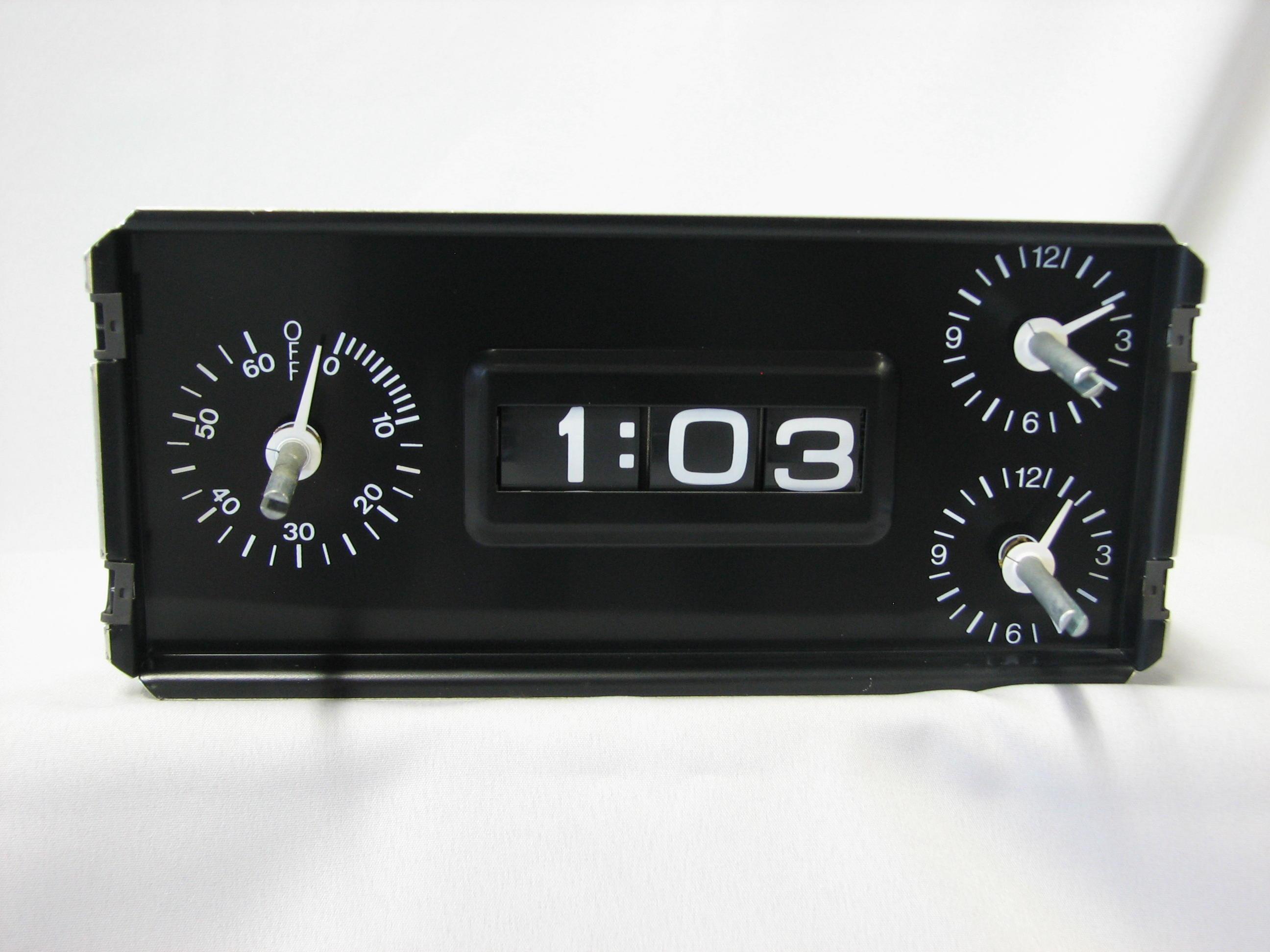 Stove Clock Repairs, Oven Timer Repairs, Range Timer Repair